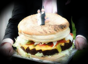 Hamburger_Wedding_Cake